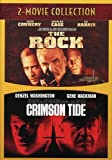 Crimson Tide/The Rock DVD 2-Pack