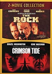 THE ROCK: Hollywood superstar Sean Connery (THE HUNT FOR RED OCTOBER) joins Academy Award(R) winner Nicolas Cage (1995 Best Actor -- LEAVING LAS VEGAS) in the action-packed thriller of the year, THE ROCK! All of San Francisco is taken hostage...