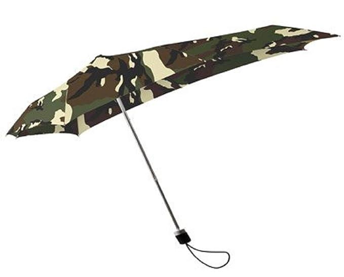 mini Crazy Senz diseño de gatos con paraguas diseño de camuflaje