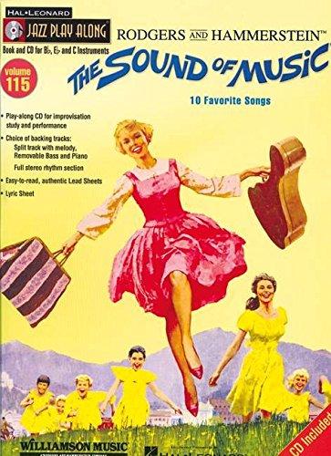 The Sound of Music: Jazz Play-Along Volume 115 (Hal Leonard Jazz Play-Along)