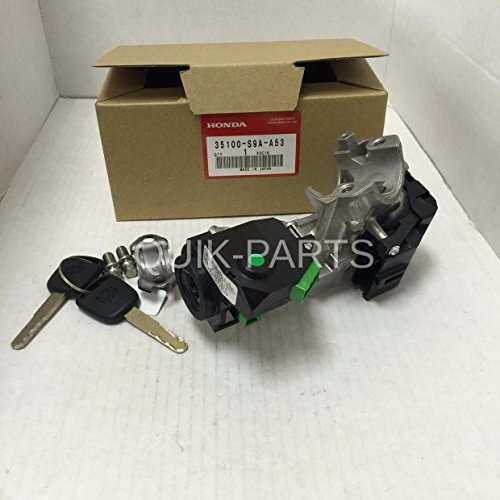 Genuine Honda 35100-S9A-A53 Steering Lock (Genuine Steering Lock Assembly)