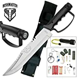United Cutlery UC212-BRK Bushmaster Survival Knife
