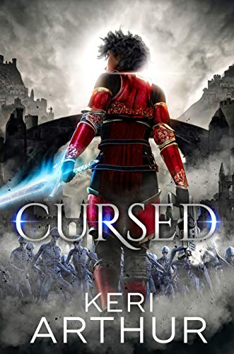 Cursed (Kingdoms of Earth & Air Book 2) by [Arthur, Keri]