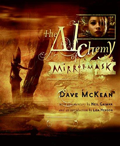 Read Online The Alchemy of MirrorMask ebook