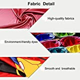 Superhero Capes for Kids, Dress up Costumes-Satin