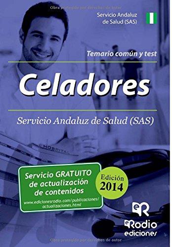 Celadores del SAS. Temario común y Test (Spanish Edition)