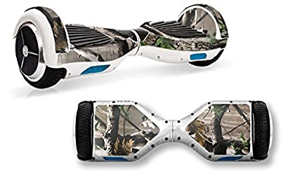Skin Wrap for Hoverboard Self Balancing Board - Trek Camo