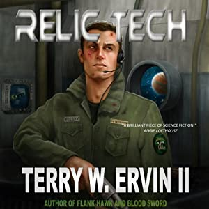 Relic Tech Audiobook