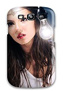 Galaxy S3 Case Cover Victoria Justice Case Eco Friendly Packaging