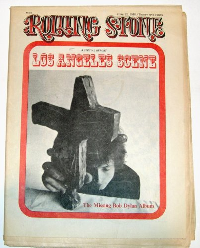 Rolling Stone Magazine #12 (Volume 2, Number 2) June 22, 1968