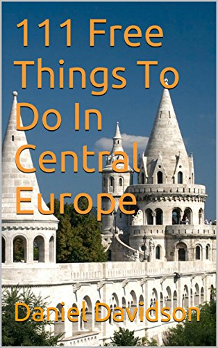 111 Free Things Central Europe ebook