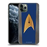 Official Star Trek Discovery Command Uniforms Hard Back Case Compatible for iPhone 11 Pro Max