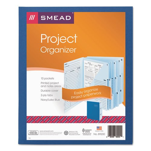 SMD89200 - Smead Project Organizer Expanding File