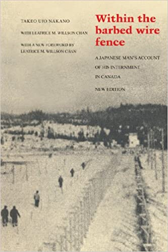 Within the Barbed Wire Fence: A Japanese Man's Account of
