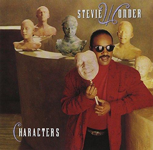 CD : Stevie Wonder - Characters