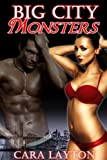 Big City Monsters: Jersey Devil Gangbang (Reluctant Monster Sex)