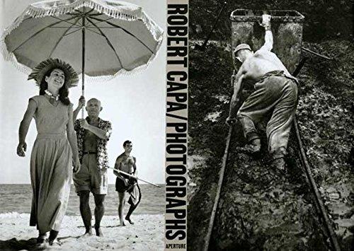 Download Robert Capa: Photographs (Aperture Monograph S) PDF