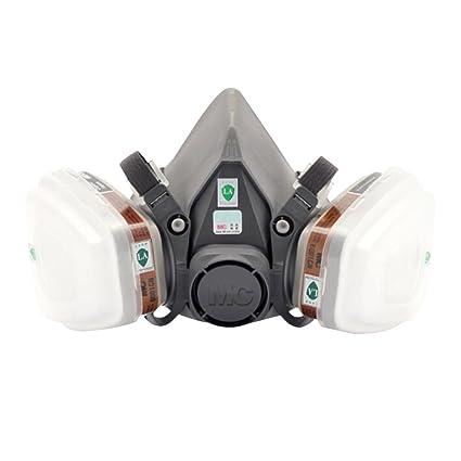 Paint Respirator Dust Professional Ukcoco Breathing Mask