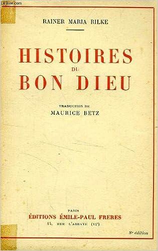 Livre HISTOIRES DU BON DIEU. pdf, epub
