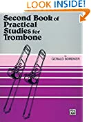 #8: Second Book of Practical Studies for Trombone