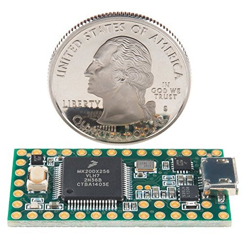 Teensy 3.2 (Original Version) - $22.39