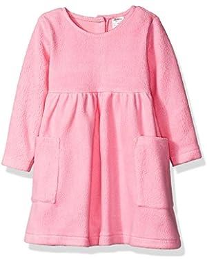 Girls' Cozie Fleece Dress