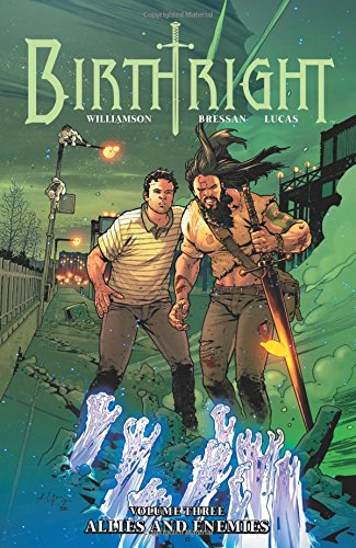 Birthright Volume 3: Allies and Enemies