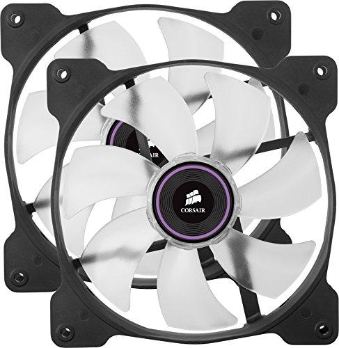 Corsair Air Series SP 140 LED Purple High Static Pressure Fan Cooling - twin pack by Corsair (Image #4)