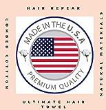 Hair RePear Ultimate Short Hair Towel - Anti