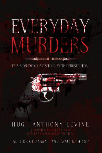 Book: Everyday Murders by Hugh Anthony Levine