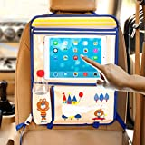GreenSun(TM) Auto Back Car Seat Organizer Holder Travel Storage Hanging Bag diaper bag baby kids car seat ipad hanging bag
