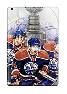 Pamela Sarich's Shop New Style edmonton oilers (21) NHL Sports & Colleges fashionable iPad Mini 3 cases 2282683K362032527