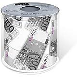 Paper Design-bedrucktes Toilettenpapier - Euro Box H�he 10cm
