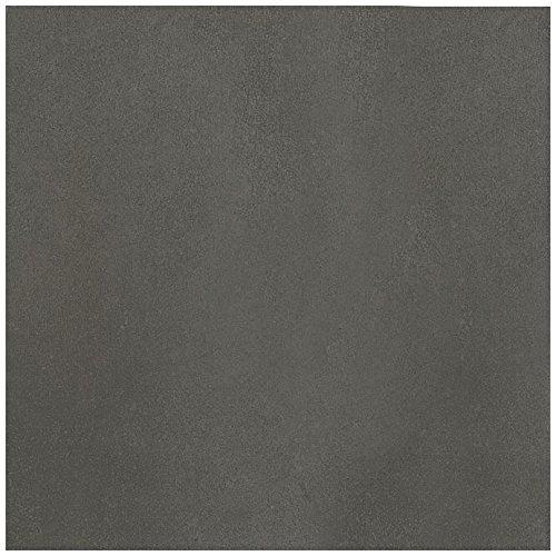 Dal-Tile 12121P6-VL70 Volume 1.0 Tile, 12'' x 12'', Amplify Black