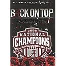 Back on Top: University of Alabama Football 2009 Game & Season Highlights