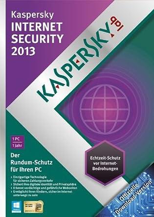 kaspersky internet security 2013 kostenlos vollversion