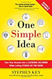 img - for One Simple Idea, Revised and Expanded Edition: Turn Your Dreams into a Licensing Goldmine While Letting Others Do the Work (Business Books) book / textbook / text book