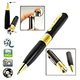 Voltac Spy Hd Pen Camera With Voice-Video Recorder And Dvr-Hidden-Camcorder(16Gb) (Multi-color) Pattern#145920
