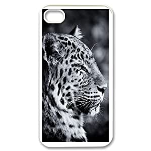 Leopard Phone Case, Only Fit To iPhone 4,4S