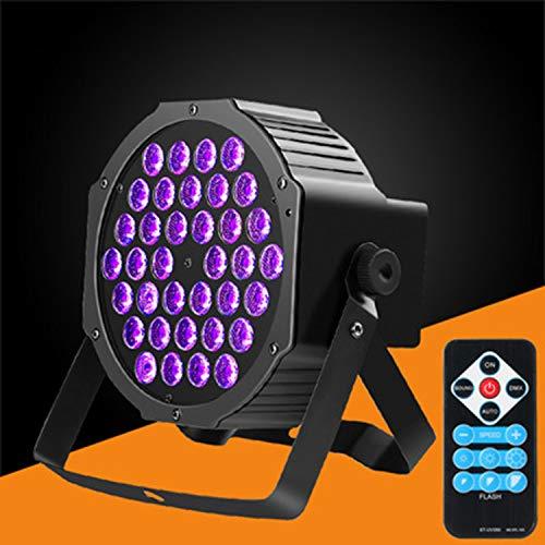 Projector Mini Low Voltage (LED Mini 36 Purple Light Par Light UV Stage Light Ktv Bar Ambient Light Effect Light Stage Bar Wedding Outdoor Event Decoration Light 5pcs)