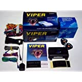 Viper 350HV - Viper 3-Channel Security System with Keyless Entry