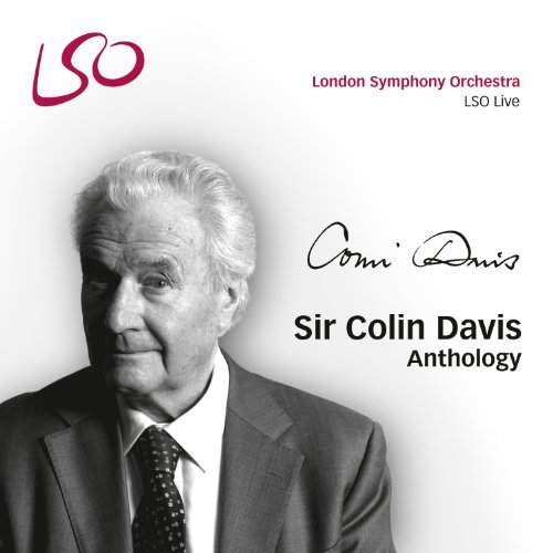 Sir Colin Davis Anthology (Limited Edition 8 SACD, 4CD, 1DVD plus commemorative book and postcards) by London Symphony Orchestra (2014-04-09) ()