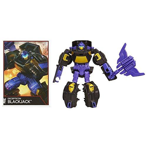 Transformers Generations Combiner Wars Legends Class Decepticon Blackjack