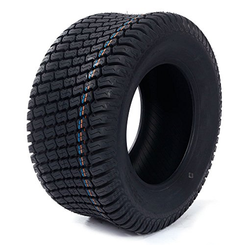 Set Of 2 Turf Tires 4 Ply Lawn Mower Tractor Golf Cart Tires Home Garden