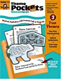 Theme Pockets - November, Grades 1-3, Evan-Moor, 155799708X