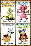 Quatro Fantásticas Histórias para Adormecer para Crianças dos 3-5 (Portuguese Edition)