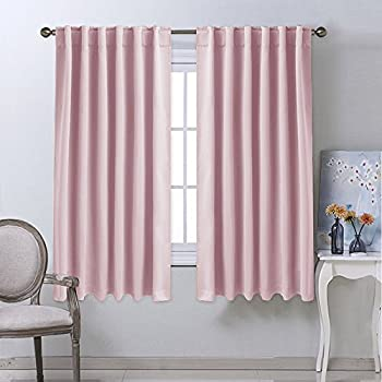 Bedroom Draperies Blackout Curtain Panels
