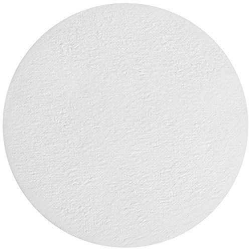 GE Bio-Sciences 1820-090 Glass Microfiber Papers Filter, Circles, Binder Free, Grade GF/A, 90 mm Diameter (Pack of 100) by GE Bio-Sciences