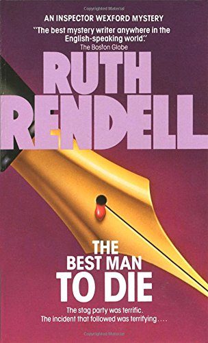 book cover of The Best Man to Die