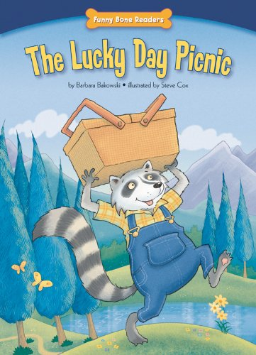 Download The Lucky Day Picnic (Funny Bone Readers: Living Healthy) pdf epub